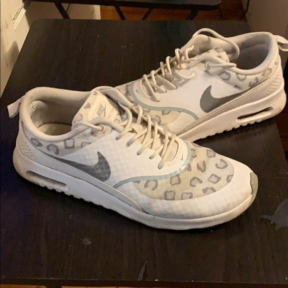 Rare Nike Air Max Thea Leopard